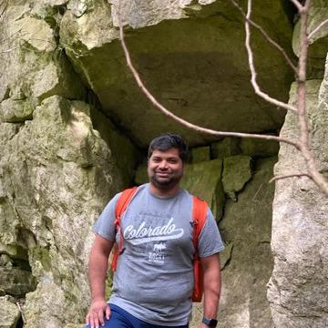 Vaibhav Srivastava, 35, Toronto, Canada