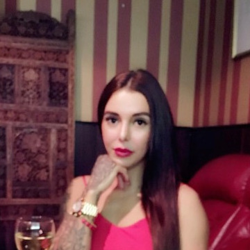 Xenia, 31, Krasnoyarsk, Russian Federation