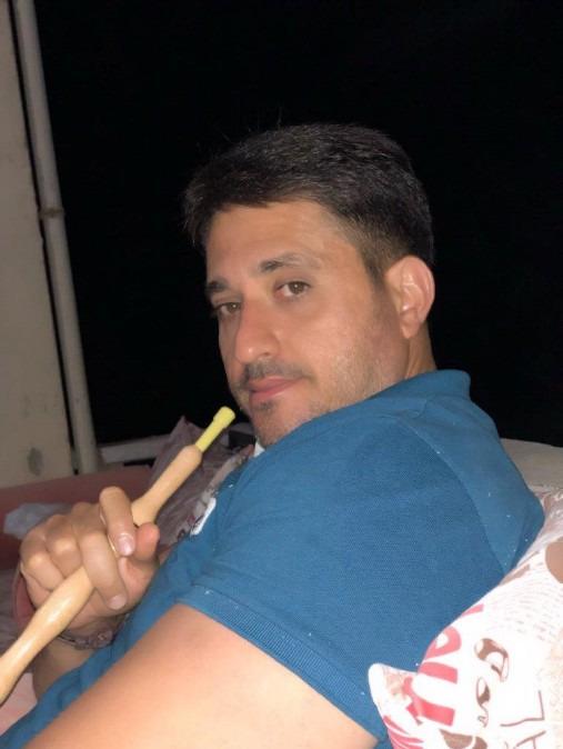 J.G, 39, Muscat, Oman