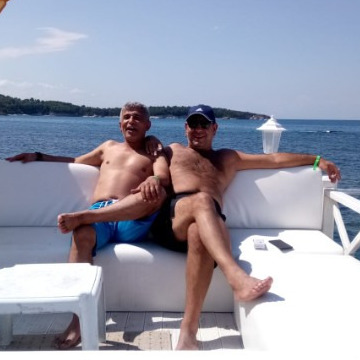Adnan Kaptan, 43, Istanbul, Turkey