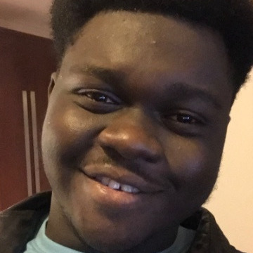 Olushola Adeoye, 24, Dubai, United Arab Emirates