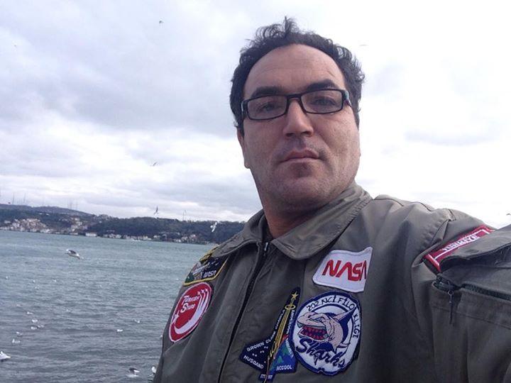 Savaş Altay, 45, Istanbul, Turkey