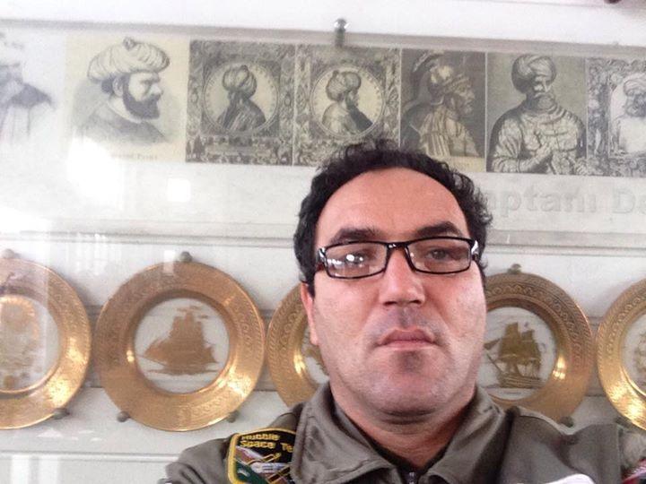 Savaş Altay, 44, Istanbul, Turkey