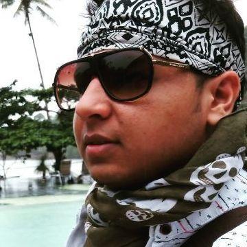 Manish Gupta, 30, New Delhi, India