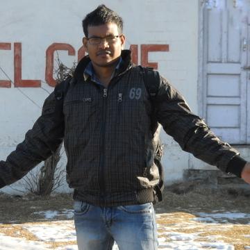 Rahul Wilder, 29, Gwalior, India
