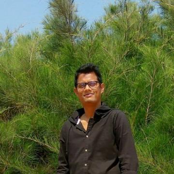 Umesh Das, 38, Bhubaneswar, India