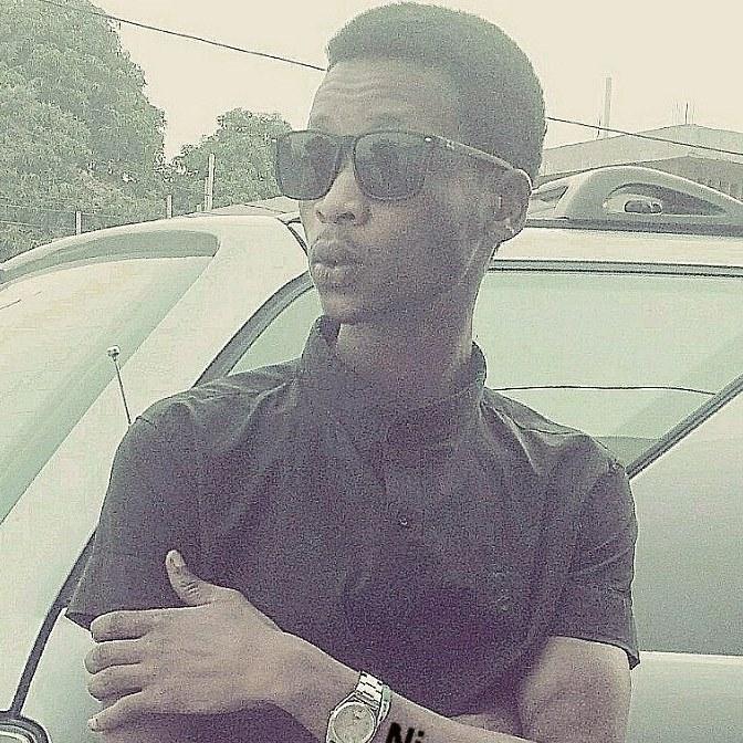 Isreal Bangura, 29, Cotonou, Benin