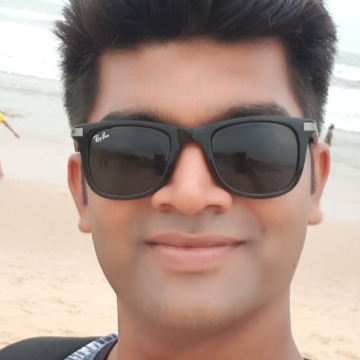 Bunty Patel, 36, Ahmedabad, India