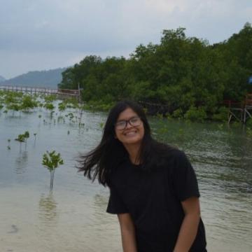 Laurencia Lavenia, 20, Jakarta, Indonesia
