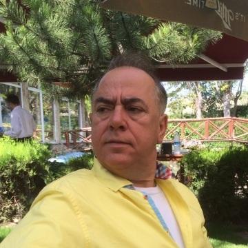 Can Özcan, 53, Izmir, Turkey