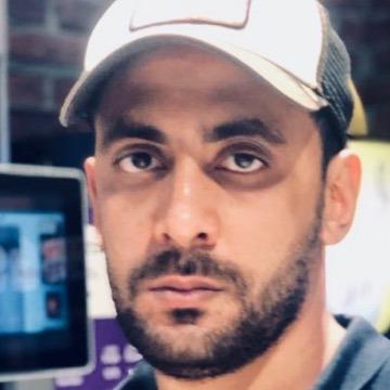 Omar Rady, 30, Dubai, United Arab Emirates
