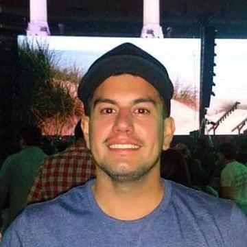 Mauricio Pinto, 37, Lima, Peru