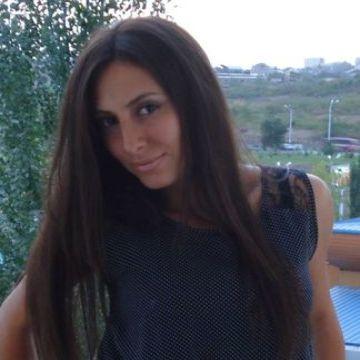 Mariam Sahakyan, 26, Yerevan, Armenia