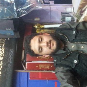 Hisham, 22, Sana'a, Yemen