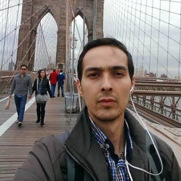 Otabek Zufarov, 35, Tashkent, Uzbekistan
