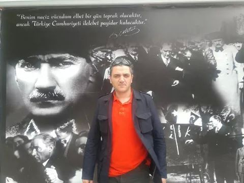 Erdal, 45, Istanbul, Turkey