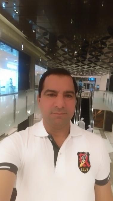 Munir A Mughal, 42, Abu Dhabi, United Arab Emirates