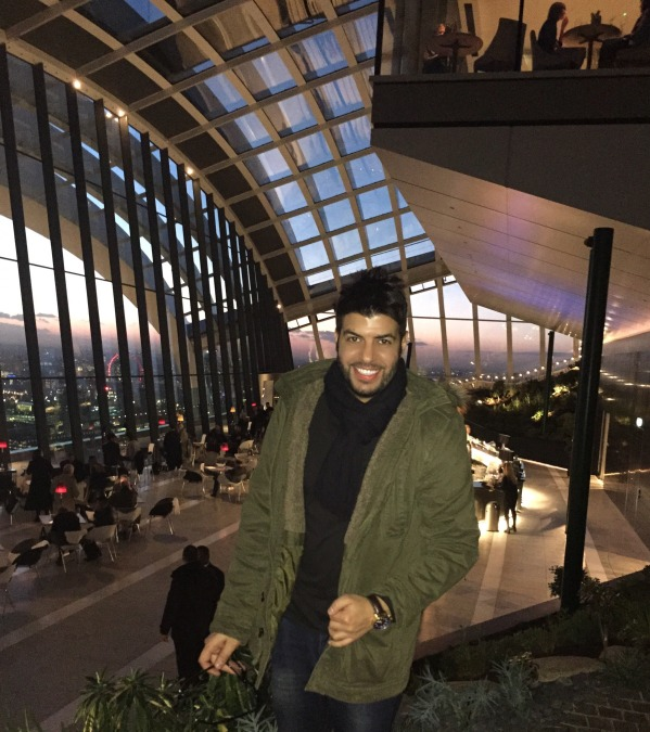 Aziz, 30, London, United Kingdom