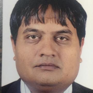 Rajesh Vekariya, 42, Vadodara, India
