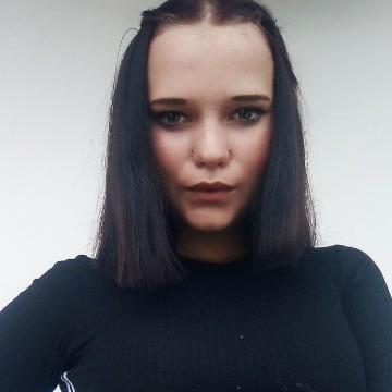 Настя, 21, Vitsyebsk, Belarus