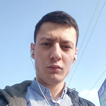 Aziz Sokhibov, 26, Tashkent, Uzbekistan