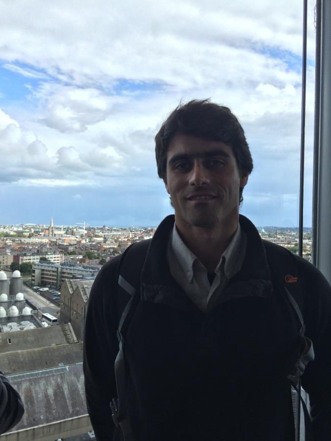 Jose Manuel Caram Peñalver, 34, Cordova, Argentina