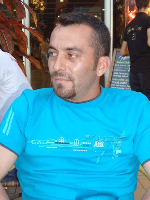 Numan, 38, Istanbul, Turkey