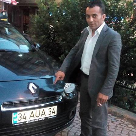 Numan, 37, Istanbul, Turkey