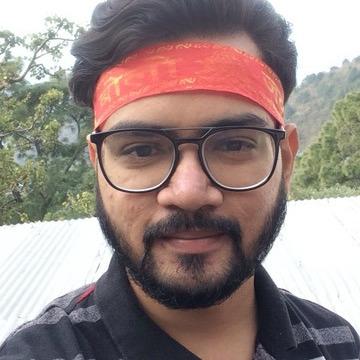 Sanskar Verma, 27, New Delhi, India
