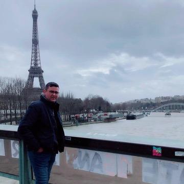 Ali, 42, Baghdad, Iraq
