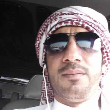 Saeed Baloshi, 29, Dubai, United Arab Emirates