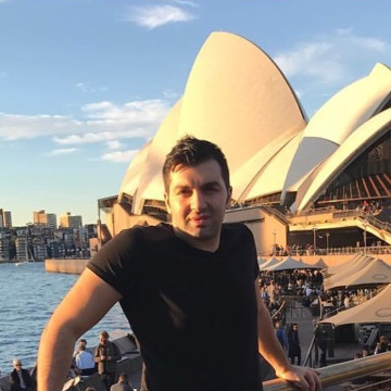 Al, 36, Melbourne, Australia