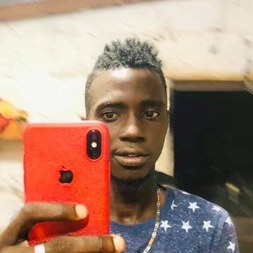 Kebba corr, 34, Banjul, The Gambia