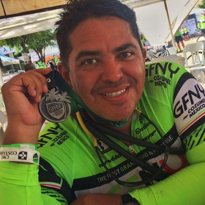 Humberto Valentín, 47, Cancun, Mexico