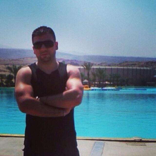 Moe Sport, 35, Kuwait City, Kuwait