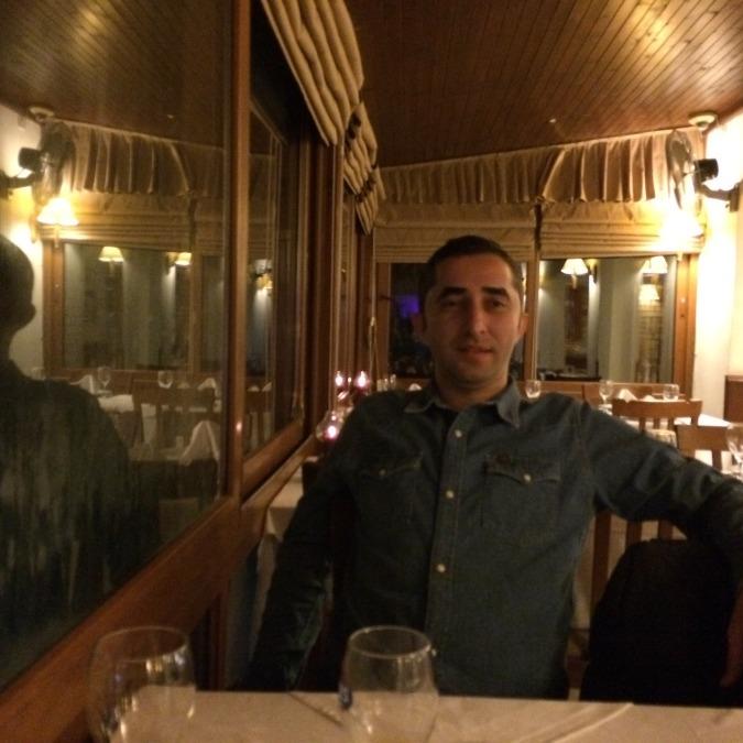 Mete, 36, Erzurum, Turkey