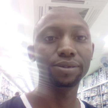 S Khalil, 38, Lagos, Nigeria