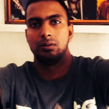 Ishan, 29, Colombo, Sri Lanka