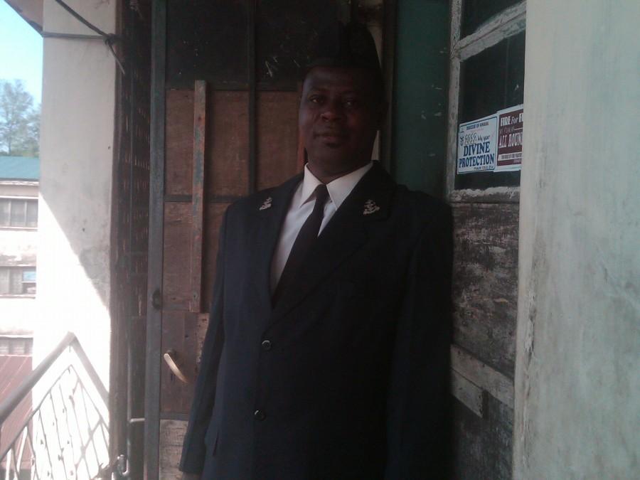 Clement, 56, Ilorin, Nigeria