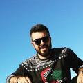 Volkan Sekin, 30, Istanbul, Turkey