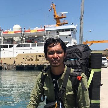 Uqie, 28, Kendari, Indonesia