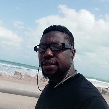 James Lyon, 41, Rakops, Botswana
