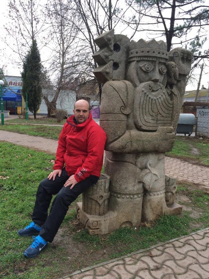 Виктор Селюх, 43, Tiberias, Israel