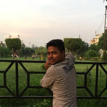 Manash Kundu, 26, Muzaffarnagar, India