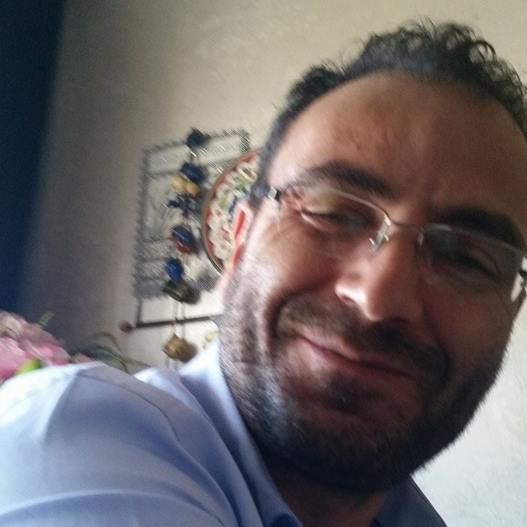Ahmet Baycuman, 47, Mersin, Turkey