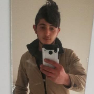 Mehmet Akdoğdu Akdoğdu, 19, Tokat, Turkey