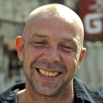 Erik Karssen, 49, Amsterdam, United States