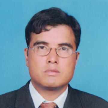 Altaf Ahmad, 45, Lahore, Pakistan