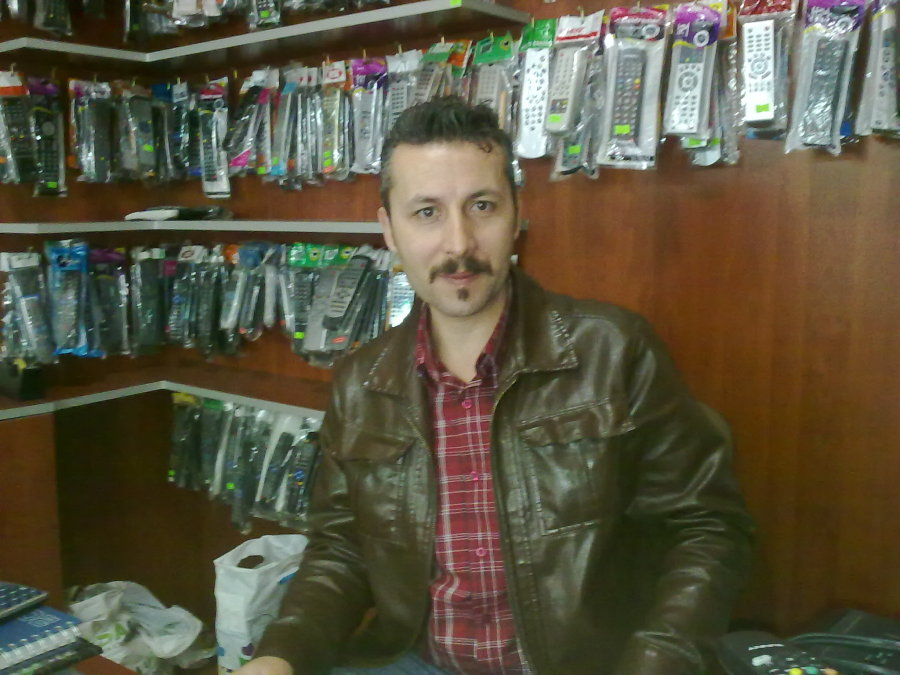 Serkan Colak, 45, Turkey, United States