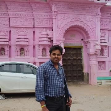 Pravakar Acharya, 37, Indi, India